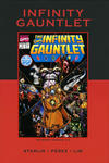 Cover for Marvel Premiere Classic (Marvel, 2006 series) #46 - Infinity Gauntlet [direct market variant]