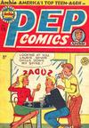 Cover for Pep Comics (H. John Edwards, 1951 series) #15