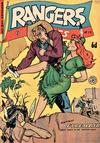 Cover for Rangers Comics (H. John Edwards, 1950 ? series) #19