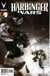 Cover for Harbinger Wars (Valiant Entertainment, 2013 series) #1 [Variant Edition]