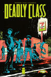 Cover for Deadly Class (Image, 2014 series) #1 [DCBS Retailer Exclusive]