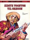 Cover for Jon Cartland (Interpresse, 1978 series) #1 - Sidste vogntog til Oregon
