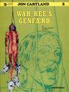 Cover for Jon Cartland (Interpresse, 1978 series) #2 - Wah-Kee's genfærd