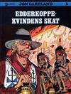 Cover for Jon Cartland (Interpresse, 1978 series) #3 - Edderkoppekvindens skat