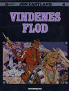 Cover for Jon Cartland (Interpresse, 1978 series) #4 - Vindenes flod