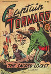 Cover for Captain Tornado (L. Miller & Son, 1952 series) #52