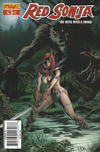 Cover Thumbnail for Red Sonja (2005 series) #43 [Cover C]