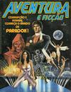 Cover for Aventura e Ficção (Editora Abril, 1986 series) #3