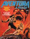 Cover for Aventura e Ficção (Editora Abril, 1986 series) #4