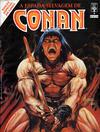 Cover for Espada Selvagem de Conan em Cores (Editora Abril, 1987 series) #4