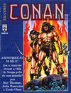 Cover for Espada Selvagem de Conan em Cores (Editora Abril, 1987 series) #6
