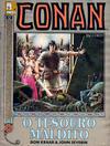 Cover for Espada Selvagem de Conan em Cores (Editora Abril, 1987 series) #9