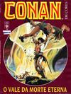 Cover for Espada Selvagem de Conan em Cores (Editora Abril, 1987 series) #12