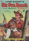 Cover for Luke Short's Six Gun Ranch (World Distributors, 1950 ? series) #1