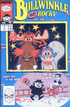 Cover for Bullwinkle and Rocky (Marvel, 1987 series) #5 [Direct Edition]