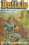 Cover for Buffalo Bill / Buffalo [delas] (Semic, 1965 series) #15/1977