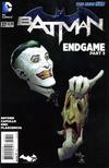 Cover for Batman (DC, 2011 series) #37