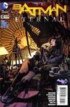 Cover for Batman Eternal (DC, 2014 series) #37