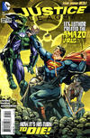 Cover for Justice League (DC, 2011 series) #37