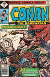 Cover for Conan the Barbarian (Marvel, 1970 series) #71 [Whitman Edition]