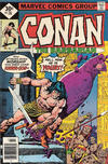 Cover Thumbnail for Conan the Barbarian (1970 series) #76 [Whitman Edition]