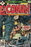 Cover for Conan the Barbarian (Marvel, 1970 series) #77 [Whitman Edition]