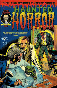 Cover Thumbnail for Haunted Horror (IDW, 2012 series) #14