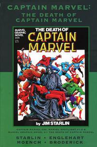 Cover Thumbnail for Marvel Premiere Classic (Marvel, 2006 series) #43 - Captain Marvel: The Death of Captain Marvel [direct market variant]