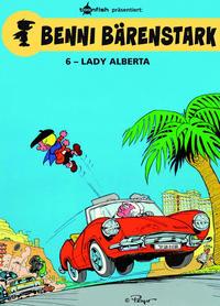 Cover Thumbnail for Benni Bärenstark (Splitter Verlag, 2013 series) #6 - Lady Alberta