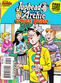 Cover Thumbnail for Jughead and Archie Double Digest (Archie, 2014 series) #7