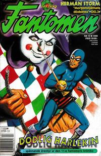 Cover Thumbnail for Fantomen (Egmont, 1997 series) #13/1998