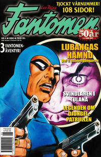 Cover Thumbnail for Fantomen (Egmont, 1997 series) #6/2000