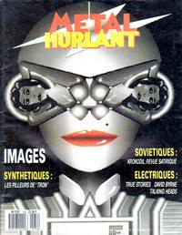 Cover Thumbnail for Métal Hurlant (Les Humanoïdes Associés, 1975 series) #130