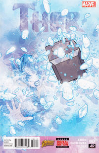 Cover Thumbnail for Thor (Marvel, 2014 series) #3