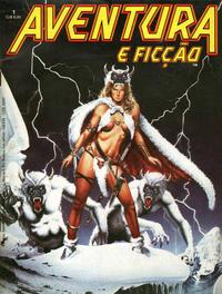 Cover Thumbnail for Aventura e Ficção (Editora Abril, 1986 series) #1