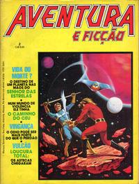 Cover Thumbnail for Aventura e Ficção (Editora Abril, 1986 series) #2