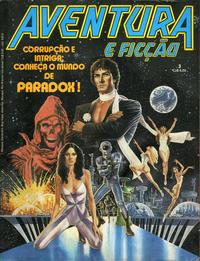Cover Thumbnail for Aventura e Ficção (Editora Abril, 1986 series) #3