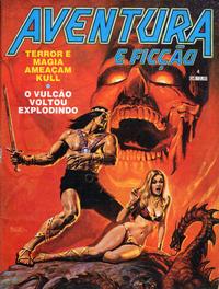 Cover Thumbnail for Aventura e Ficção (Editora Abril, 1986 series) #4
