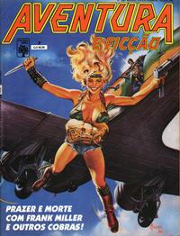 Cover Thumbnail for Aventura e Ficção (Editora Abril, 1986 series) #9