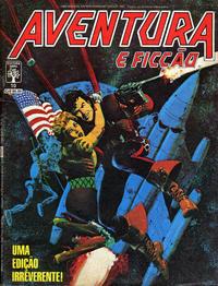 Cover Thumbnail for Aventura e Ficção (Editora Abril, 1986 series) #10