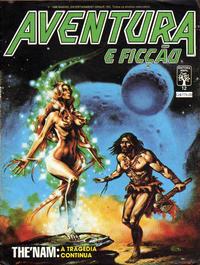 Cover Thumbnail for Aventura e Ficção (Editora Abril, 1986 series) #12