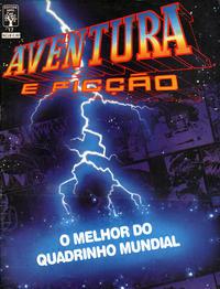 Cover Thumbnail for Aventura e Ficção (Editora Abril, 1986 series) #17