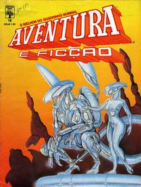 Cover Thumbnail for Aventura e Ficção (Editora Abril, 1986 series) #18