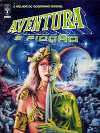 Cover Thumbnail for Aventura e Ficção (Editora Abril, 1986 series) #19