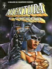 Cover Thumbnail for Aventura e Ficção (Editora Abril, 1986 series) #21