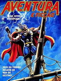 Cover Thumbnail for Aventura e Ficção (Editora Abril, 1986 series) #6