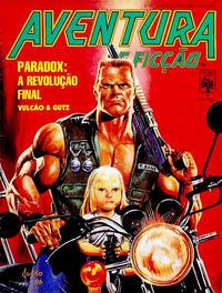 Cover Thumbnail for Aventura e Ficção (Editora Abril, 1986 series) #7