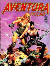 Cover Thumbnail for Aventura e Ficção (Editora Abril, 1986 series) #13