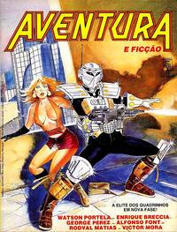 Cover Thumbnail for Aventura e Ficção (Editora Abril, 1986 series) #14