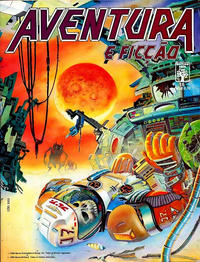 Cover Thumbnail for Aventura e Ficção (Editora Abril, 1986 series) #16